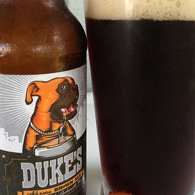 Duke's Cold Nose Brown Ale