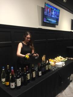 Wine and Cheese Night at Modern Gents Featuring Apollonia