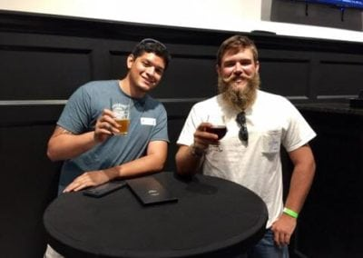 Beards, Beers, and JDub's Brewing Company